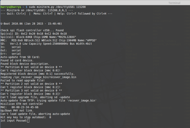 I've been watching you   a lalala long – Reverse Engineering IP